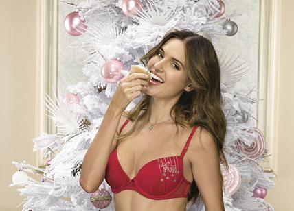 52bf7cf5c1002e Natale ad alto tasso di seduzione: lo speciale lingerie ...