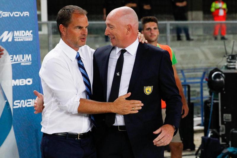 Inter, rumos su Capello alla vigilia del match con la Juventus,. Ausilio rinnova la fiducia a De Boer