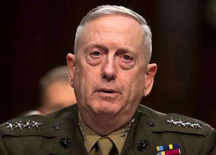 Trump: gen. Mattis sara' capo Pentagono