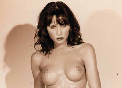 melania trump nuda