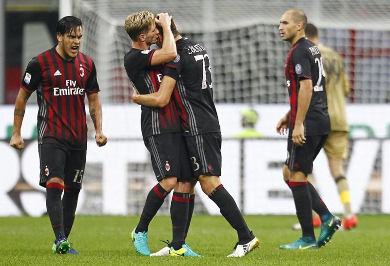 Locatelli (e Paletta) eurogol, però è Niang a dare la svolta al Milan contro il Sassuolo