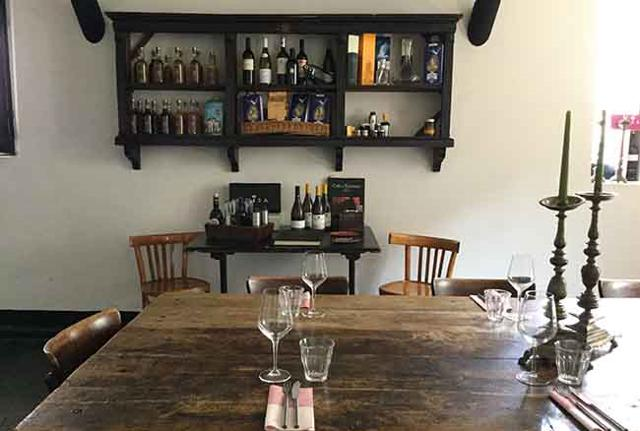 Locanda Chiaravalle: country chic