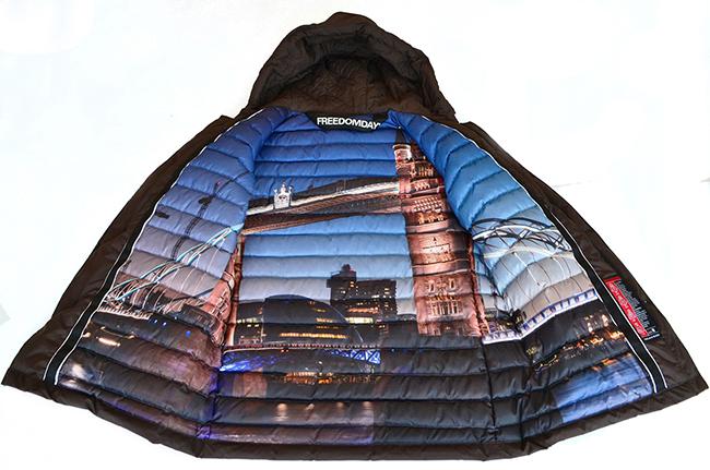 online store 20eba 35d64 Moda e freddo polare: ecco i piumini super protettivi ...