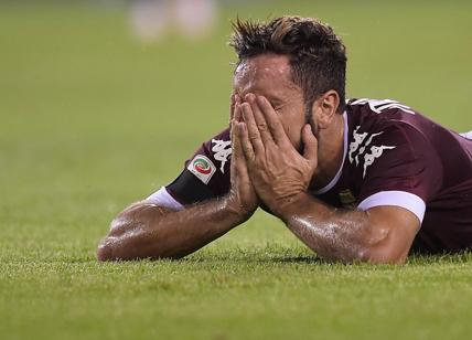 Torino, distorsione al ginocchio per Molinaro
