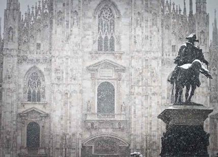 Neve in pianura al Nord e neve a Milano in arrivo. Ecco quando. Meteo neve