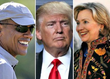 Trump schizza nei sondaggi dopo il malore di Hillary