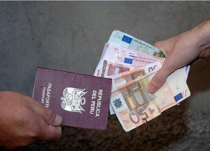 Ufficio Passaporti A Milano : Milano stampavano passaporti e permessi di soggiorno: due arresti