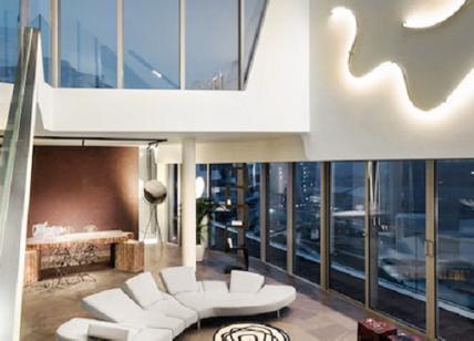 Penthouse One: vivere nel super-attico di Zaha Hadid a Milano ...