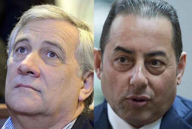 Картинки по запросу pittella and Tajani