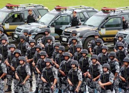 Brasile: proteste contro il presidente, la Polizia spara sulla folla