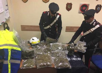 Roma, arrestato