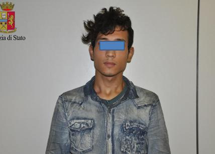 Frosinone, giovane profugo viaggia per 400 km agganciato sotto un tir: ricoverato