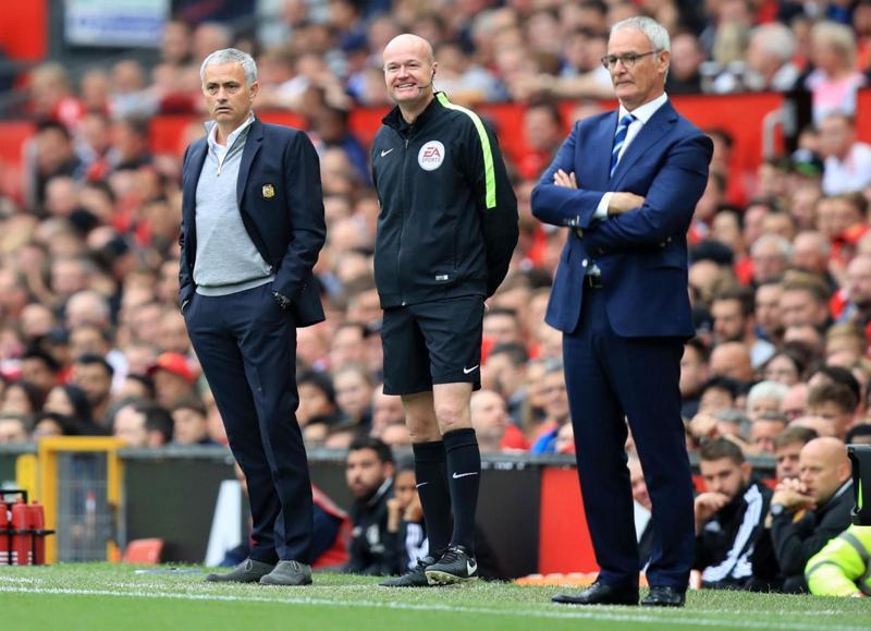 Machester United-Leicester 4-1. Disastro per Claudio Ranieri. Risorgno Pogba e Mourinho