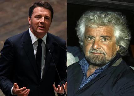 No a valanga, Renzi: