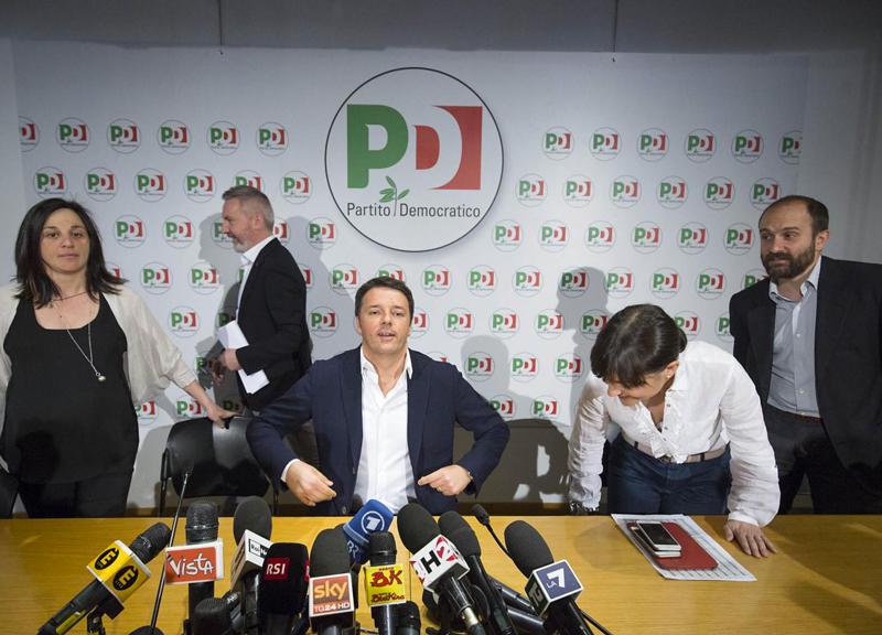 """Pd, Renzi alla direzione: """"Basta alibi. Sono pronto a cambiare l'Italicum"""""""