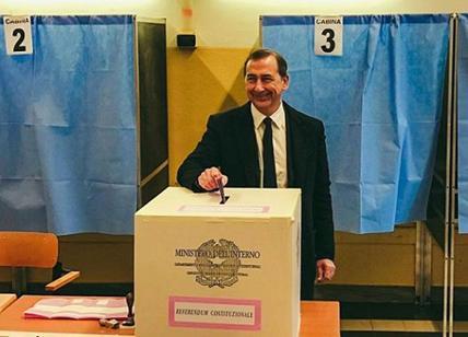 Milano vota Sì, Lombardia No