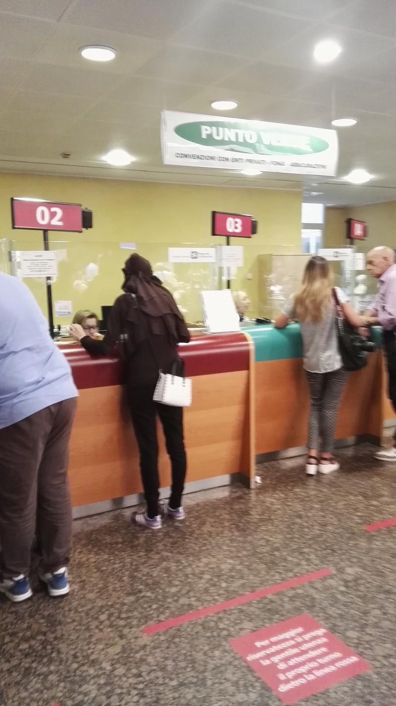 Il reportage di Affaritaliani.it: dentro gli ospedali milanesi indossando il niqab, nonostante il divieto imposto da Regione Lombardia