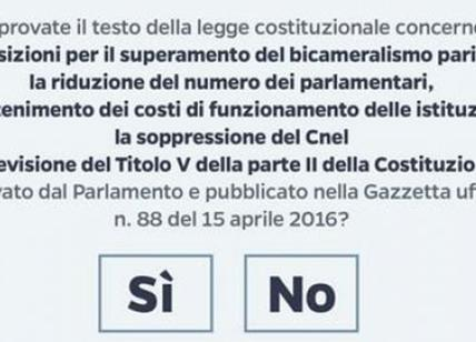 REFERENDUM DAY. Al via il toto data