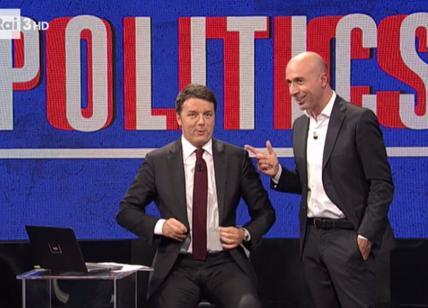 Matteo Renzi a Politics: tra Bianca Berlinguer e tribuna politica 2.0