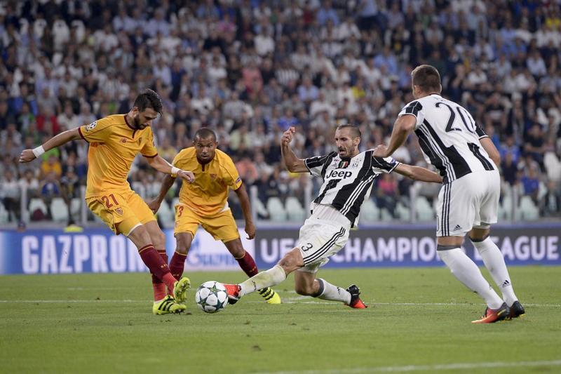Siviglia-Juventus diretta tv su Canale 5: la decisione di Mediaset sul match di Champions League