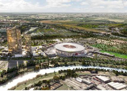 Stadio della Roma, è sempre bufera Regione e Berdini litigano sulle date
