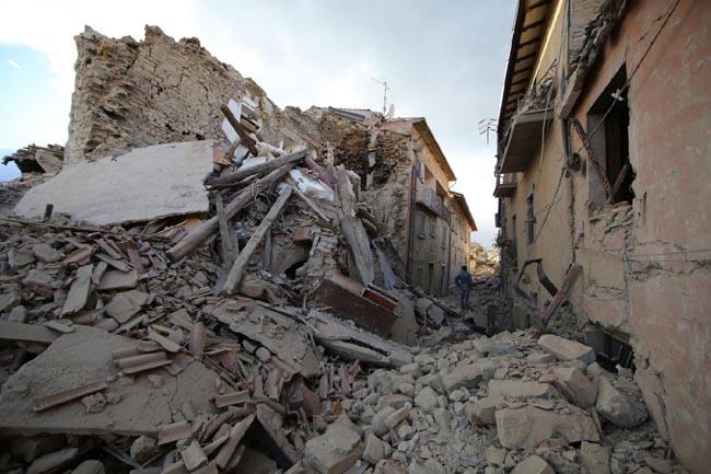 Innovativa teoria sulla causa dei terremoti