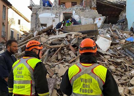 Terremoto: Geologi, almeno 24 mln di italiani in aree ad elevato rischio