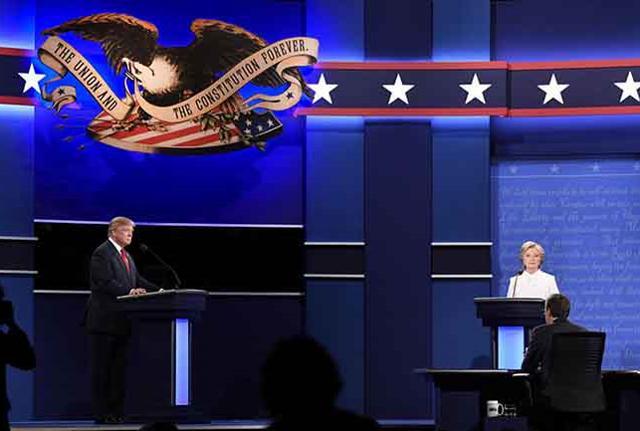 terzo dibattito hillary trump (1)