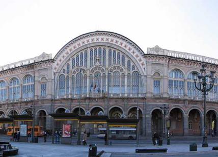 TORINO. Allarme bomba Torino Porta Nuova, in corso bonifica stazione