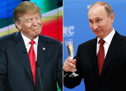 Usa: in telefonata Trump-Putin si parlerà anche di sanzioni