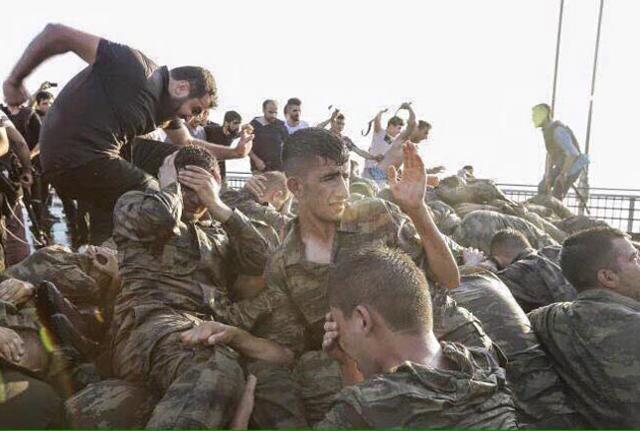 Boldrini, situazione preoccupante in Turchia sembra golpe civile
