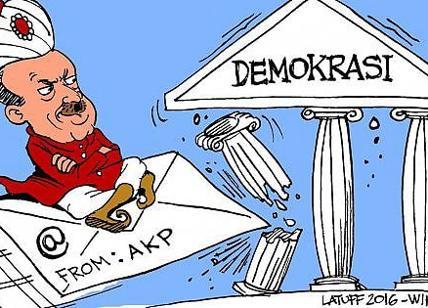 WikiLeaks pubblica documenti su partito Erdogan: sito oscurato in Turchia