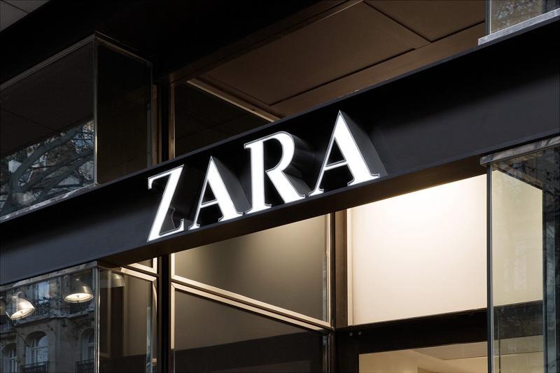 Zara riapre a Milano: specchi interattivi e angolo per gli
