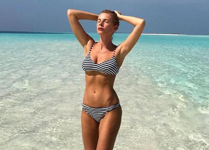 Alessia Marcuzzi Nude Photos 26