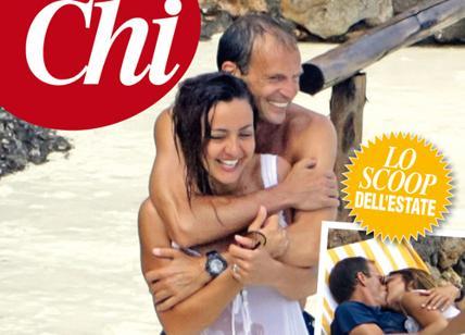 Ambra Angiolini e Massimiliano Allegri insieme, la nuova coppia beccata in vacanza