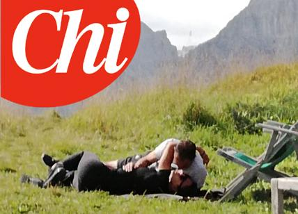 Massimiliano Allegri e Ambra Angiolini: week end d'amore in Trentino FOTO Chi