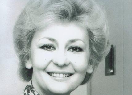 Addio ad Anna Maria Gambineri, la signorina buonasera aveva 81 anni