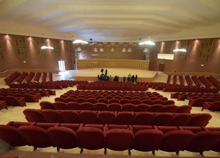 Bari, il 22 settembre riapre l'auditorium Nino Rota dopo 26 anni