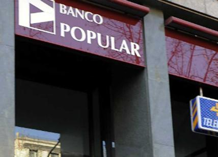 Santander salva Banco Popular, evitato il bail-in