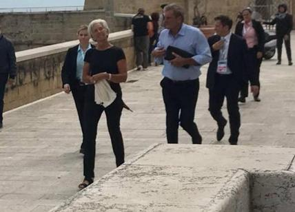 La Puglia in Piazza contro il G7 dell'economia