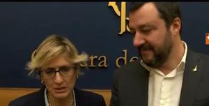 bongiorno salvini video