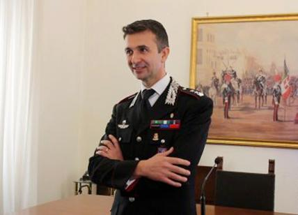 Nuovo Comandante al reparto operativo provinciale dei Carabinieri