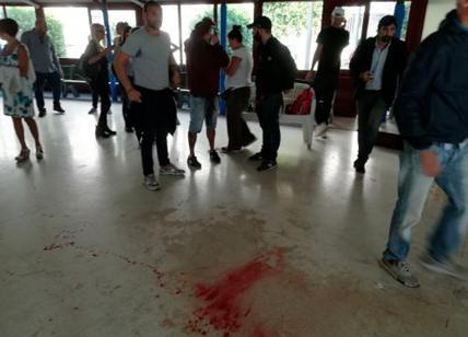 Roma, tensioni tra militanti di sinistra e Casapound: un ferito