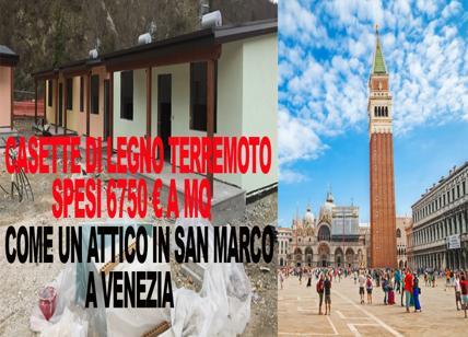 Terremoto centro Italia, scandalo casette: spesi quasi 7mila euro a mq