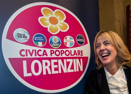 Politiche, a presentata la lista Civica Popolare guidata da Beatrice Lorenzin