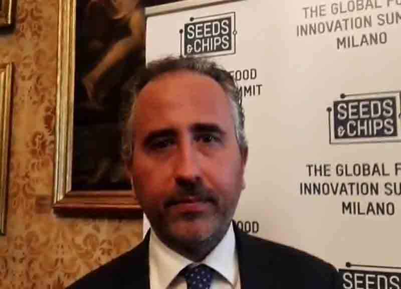 Seeds&Chips 2017: l'intervista a Marco Gualtieri