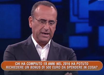 Tutti contro Carlo Conti: