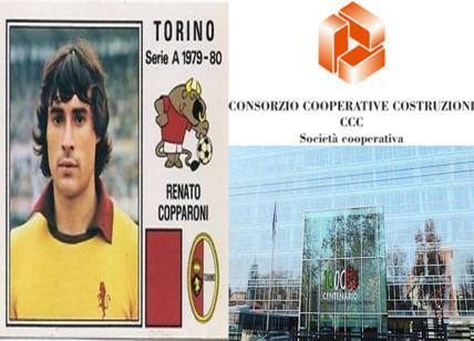 Tangenti cooperative. Arrestato ex portiere Torino Renato Copparoni