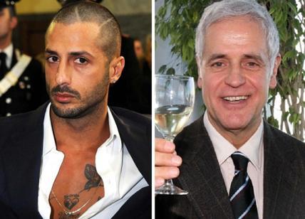 Fabrizio Corona: io dal carcere pago le tasse, ma Formigoni è libero