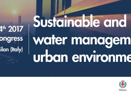 Save the date Sustainable and resilient water management in urban environment